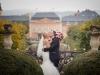 Wedding in Dobris Castle