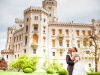 Wedding at Hluboka Castle