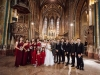 Catholic wedding at St. Peter & Paul Basilica