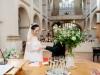 Wedding at St. Salvator Church