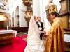 Catholic wedding at St. Thomas Church in Prague