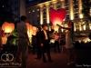 Свадьба в отеле Кемпински - запуск лампионов