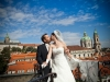Wedding at Vrtbovska Garden in Prague