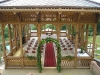 Wedding in Vineyard Gazebo
