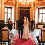 Свадьба в Шато Баррок