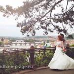 Свадьба в замке Сихрова - прогулка по Праге