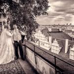 Свадьба в Либенском замке