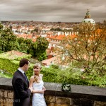 Свадьба в пражском Пахтове дворце