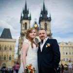Свадьба в замке Карлштейн